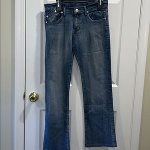 Rock & Republic Size 29 Bootcut Jeans Gently Used